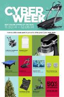 Sears cyber monday 2014 preview