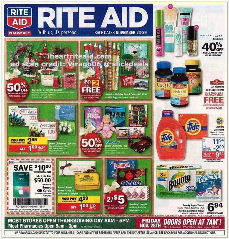 Rite aid black friday ad 2014 01
