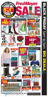 Fred meyer black friday ad page 1
