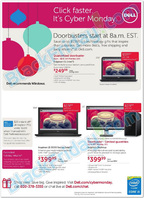Dell cyber monday ad 2014 01