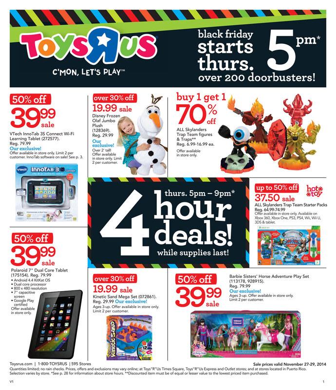 Toys r us black friday ad 2014 01