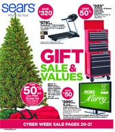 Sears cyber monday ad page 01