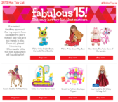 Toys r us fabulous 15 holiday toy list 1