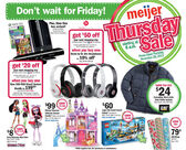 Meijer thanksgiving sale 2013 1