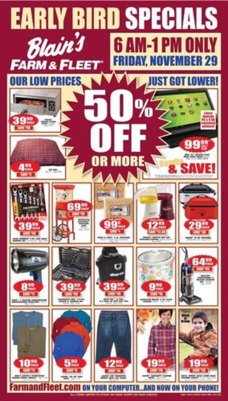 Farm and fleet black friday ad 2013 1