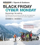 Amazon sports and outdoor black friday ad 2013 page 1