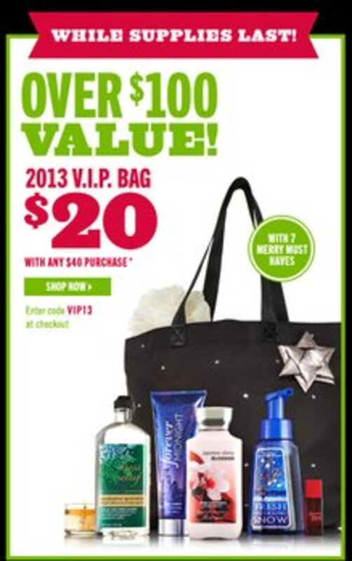 Bath and body works black friday ad 2013 1