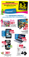 Walmart black friday 2013 managers specials 1