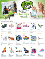 Walmart toy list 2014