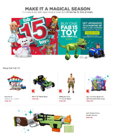 Kmart toy list 2014 page 1