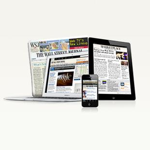 The Wall Street Journal deals