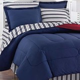 Macy's 8pc Comforter Set, All Sizes $38