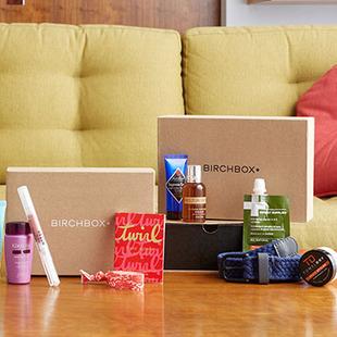 Birchbox deals