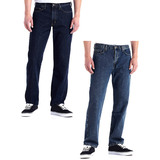 Faded glory men s relaxed jeans 2 pack value bundle