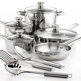Tools of the trade 12pc cookware