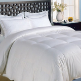All season premier microfiber down alternative comforter   overstock