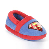 Superman slipper edited 1