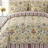 Macys blooming grove bed set