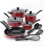 Farberware nonstick aluminum 14 pc. cookware set