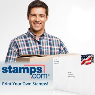 Stamps.com deals