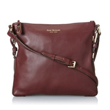 Issac Mizrahi Leather Cross-Body $89 +FS