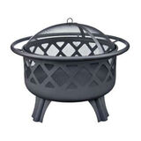 Landmann crossfire fire pit 25910 at the home depot