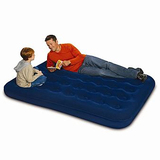 Northwest territory full size flocked air bed   fitness   sports   camping   hiking   air mattresses 2014 03 07 14 09 52