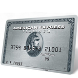 40,000 Pts with American Express Platinum