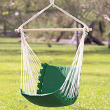 Lakeside swinging chair