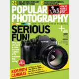 1yr of Popular Photography Magazine $4.99