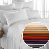 6pc Microfiber Sheet Set $21 Shipped