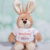 Personalized Easter Bunny $9