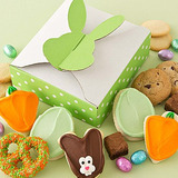 Easter Bunny Treat Box $23 Shipped