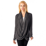 Criss Cross Drape Cardigan $15 Shipped