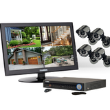 Refurb Lorex 4-Cam Security System $315
