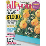 One Year of All You Magazine $12