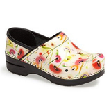 Dansko bloom professional clog