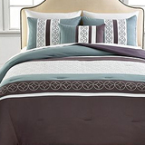Macy's 5pc Comforter Set, All Sizes $48