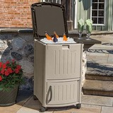 Suncast cooler station