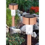 20 Gladiator Solar Lights $41 Shipped