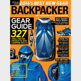 One Year of Backpacker Magazine $3.48
