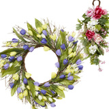 Spring Inspirations Wreaths $12