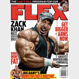 One Year of Flex Magazine $3.93