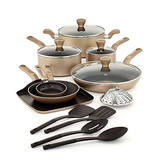 T fal culinaire 16 piece cookware set