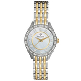 Bulova Crystal Watch + $10GC $87 Shipped
