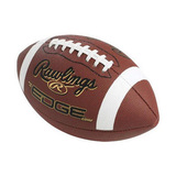 Modells rawlings leather football