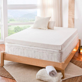 Spa sensations 4   memory foam mattress topper   walmart