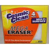 8 Cosmic Clean Mega Erasers $5 Shipped