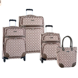 Nine West 4pc Luggage Set, 2 Colors, $250