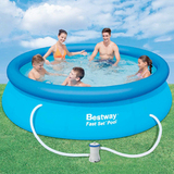 Bestway fast set pool kit